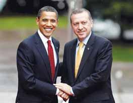 Başbakan Erdoğan , Baybars Altuntaş'la Obama'ya Mektup Gönderdi